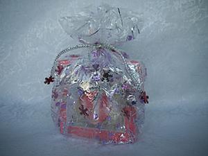 Мастерим новогодние украшения из доступных материалов. Упаковка подарка за 15 минут. Ярмарка Мастеров - ручная работа, handmade.