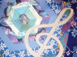 Музыкальное покрывало  «Ритмы души». Ярмарка Мастеров - ручная работа, handmade.