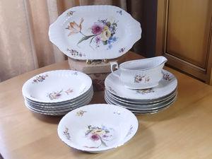 Эксклюзив  Набор столовой посуды Bayreut Ecklusiv. Ярмарка Мастеров - ручная работа, handmade.