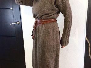 Платье    «wOod». Ярмарка Мастеров - ручная работа, handmade.