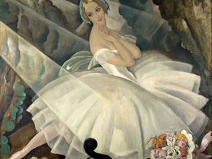 Amazing Paintings by Gerda Wegener. Livemaster - handmade