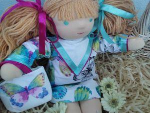 Распродажа вальдорфских кукол от 1200 руб. Ярмарка Мастеров - ручная работа, handmade.