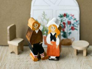 Кукольный театр. Ярмарка Мастеров - ручная работа, handmade.