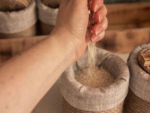 Обзор: бочонки для хранения сыпучих продуктов. Ярмарка Мастеров - ручная работа, handmade.
