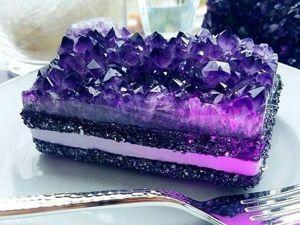 Съедобные минералы и кристаллы : шик, блеск, красота!. Ярмарка Мастеров - ручная работа, handmade.