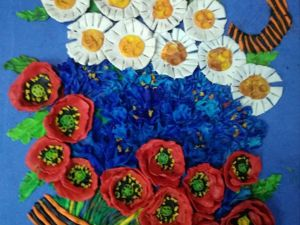 23 февраля. Патриотизм начинается с детства! Отмечаем праздник с нашими маленькими мастерами. Ярмарка Мастеров - ручная работа, handmade.