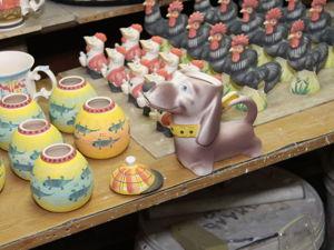 Мастер-класс по изготовлению фарфорового чайника. Финал. Часть 6: глазуровка и садка в печь. Ярмарка Мастеров - ручная работа, handmade.