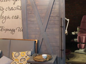 Амбарные двери. Ярмарка Мастеров - ручная работа, handmade.