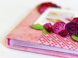 Делаем свадебный альбом — нежный подарок для невесты. Ярмарка Мастеров - ручная работа, handmade.