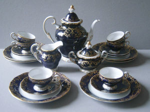 Раритет. Кофейный сервиз Мокка Weimar Porzellan. Ярмарка Мастеров - ручная работа, handmade.