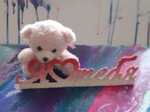Создаем валентинку. Ярмарка Мастеров - ручная работа, handmade.