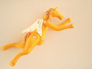 Шьем символ 2014 года!. Ярмарка Мастеров - ручная работа, handmade.