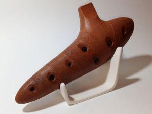 Пример звучания малой окарины До мажор. Ярмарка Мастеров - ручная работа, handmade.