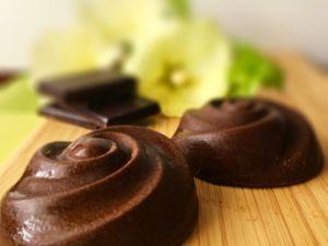 Гидрофильная плитка-скраб для тела кофе-шоколад. Ярмарка Мастеров - ручная работа, handmade.