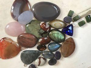 Аукцион натуральных камней и бусин. Ярмарка Мастеров - ручная работа, handmade.