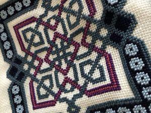Турецкий мотив — добавляем цвета. Ярмарка Мастеров - ручная работа, handmade.