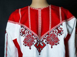 С чем носить вышиванку мужчинам?. Ярмарка Мастеров - ручная работа, handmade.