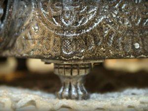 Мастер-класс: перекрашиваем металлическую фурнитуру. Ярмарка Мастеров - ручная работа, handmade.