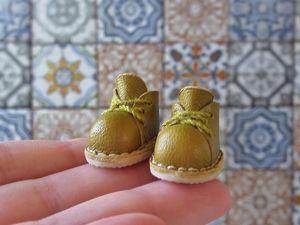 Выбираем цвет для ботиночек!. Ярмарка Мастеров - ручная работа, handmade.