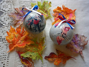 Персональный заказ. Новогодние шары. Ярмарка Мастеров - ручная работа, handmade.