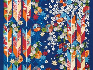 Орнамент в традиционной японской одежде. Ярмарка Мастеров - ручная работа, handmade.