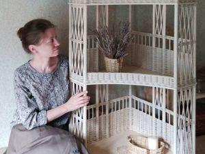 Я сплела... мебель!. Ярмарка Мастеров - ручная работа, handmade.