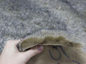 Искусственный Мех Волк. Ярмарка Мастеров - ручная работа, handmade.