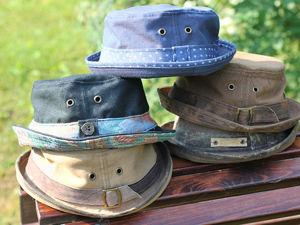Любишь шляпы? Создай свою!. Ярмарка Мастеров - ручная работа, handmade.