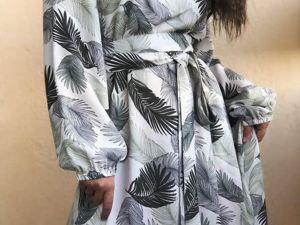 Платье с новым кроем:). Ярмарка Мастеров - ручная работа, handmade.
