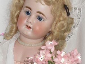 Милейшая куколка ждет свою мамочку! Состояние идеальное!. Ярмарка Мастеров - ручная работа, handmade.