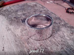 Делаем стильное кольцо из серебра. Ярмарка Мастеров - ручная работа, handmade.