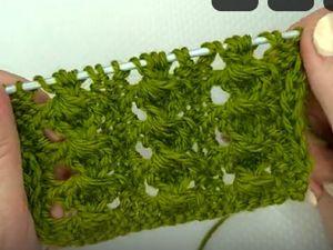 Вяжем ажурные узоры спицами: уроки вязания от Похваловой Марии. Ярмарка Мастеров - ручная работа, handmade.