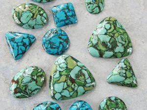 Полимерная глина Имитация камней Бирюза. Ярмарка Мастеров - ручная работа, handmade.