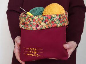 Почему я так люблю свои проектные сумочки. Ярмарка Мастеров - ручная работа, handmade.