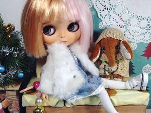 Шьем шубку для куклы Блайз. Ярмарка Мастеров - ручная работа, handmade.