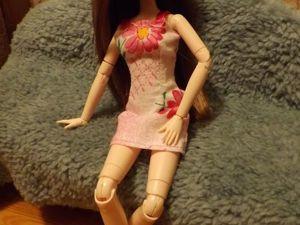 Как за 5 минут сделать диван для кукольной фотосессии. Ярмарка Мастеров - ручная работа, handmade.