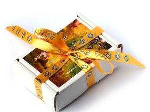Осенняя коробочка от Anna Bronze!. Ярмарка Мастеров - ручная работа, handmade.