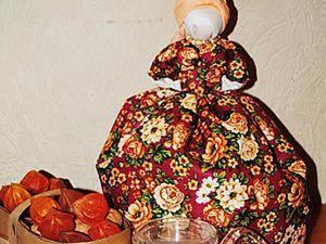 Наша Маша: шьем бабу на чайник. Ярмарка Мастеров - ручная работа, handmade.