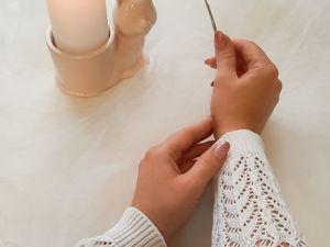 Польза вязания. Ярмарка Мастеров - ручная работа, handmade.