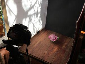 Фотостудия из папки. Ярмарка Мастеров - ручная работа, handmade.