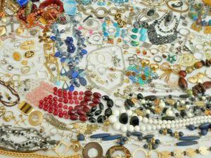 Анонс аукциона на винтажные украшения. Ярмарка Мастеров - ручная работа, handmade.