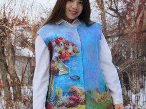 Почему нужно носить валяную одежду?!!!!!!. Ярмарка Мастеров - ручная работа, handmade.