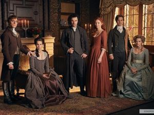 Costumes of the British Series 'Poldark' as a Source of Inspiration. Livemaster - handmade