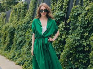 Скидка на летнее платье 50%. Ярмарка Мастеров - ручная работа, handmade.