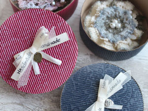 Делаем своими руками красивые подарочные коробочки из гофрированного картона. Ярмарка Мастеров - ручная работа, handmade.