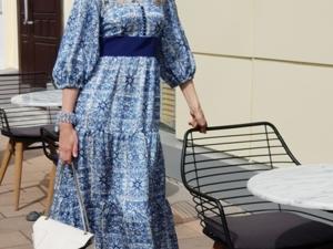 Новое платье. Видео. Ярмарка Мастеров - ручная работа, handmade.
