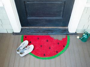 Лето в каждый дом: все радости арбузного декора. Ярмарка Мастеров - ручная работа, handmade.
