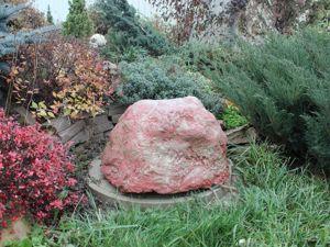 Перестановка камня, выбор места в ландшафте. Ярмарка Мастеров - ручная работа, handmade.