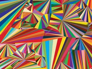 Акция  «Стильная геометрия». Ярмарка Мастеров - ручная работа, handmade.