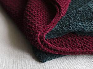 Пара роскошных шарфов. Ярмарка Мастеров - ручная работа, handmade.